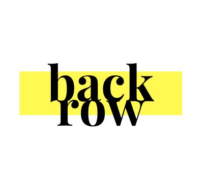 Back Row